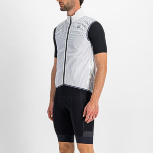 Sportful Reflex vesta biela
