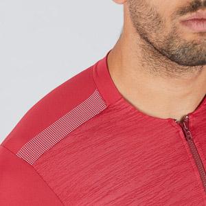 Sportful Supergiara dres tmavočervený