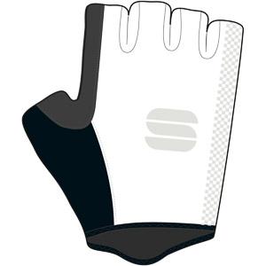 Sportful Race rukavice biele