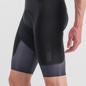 Sportful Ltd Shield kraťasy s trakmi čierne