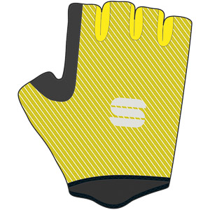 Sportful Air rukavice žlté fluo
