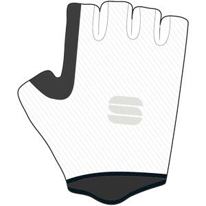 Sportful Air rukavice biele