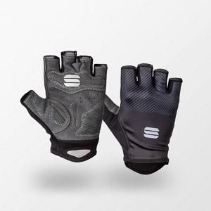 Sportful Race dámske rukavice čierne