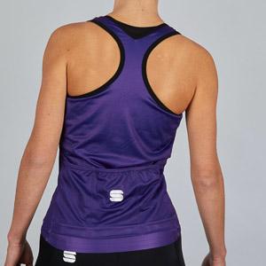 Sportful Flare dámsky top fialový