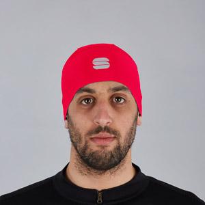 Sportful Matchy čiapka pod helmu červená