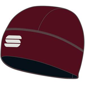Sportful Matchy čiapka pod helmu vínovočervená