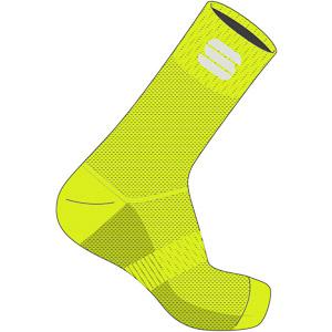 Sportful Matchy ponožky žlté fluo