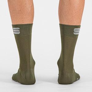 Sportful MATCHY ponožky kaki