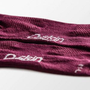 Sportful Matchy ponožky tmavočervené