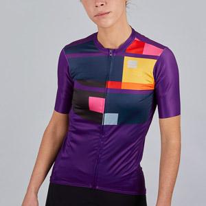 Sportful Idea dámsky dres fialový