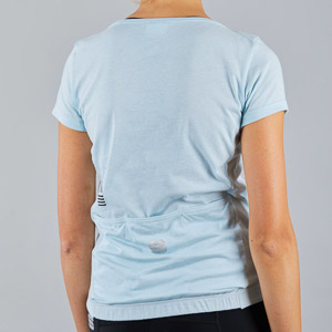 Sportful Giara dámske tričko svetlomodré