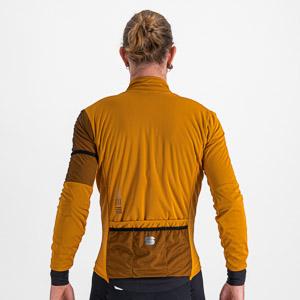 Sportful SUPERGIARA bunda zlatá