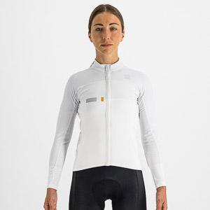 Sportful BODYFIT PRO THERMAL dámsky dres biely