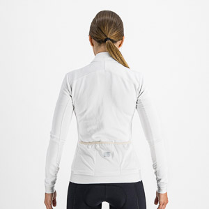 Sportful MONOCROM THERMAL dámsky dres biely