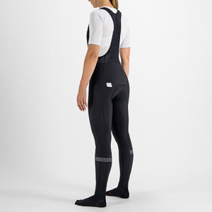 Sportful NEO dámske nohavice s trakmi čierne