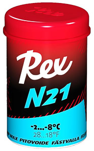 Rex stúpací vosk N21 modrý -2...-8 C