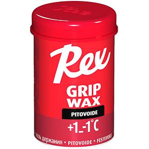 Rex Grip stúpací vosk 45g Červený  +1...-1 C