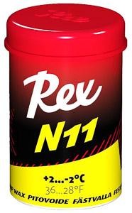 Rex stúpací vosk N11 žltý +2...-2 C