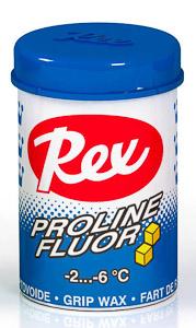 Rex stúpací vosk Pro Grip 45g fluórový Modrý -2...-6 C
