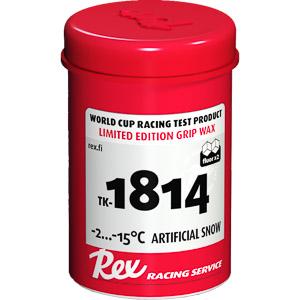 Rex Grip vosk TK-1814, -2.....-15 C umelý sneh
