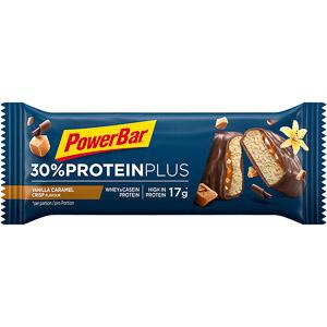 PowerBar ProteinPlus 30% tyčinka 55g Karamel-Vanilka