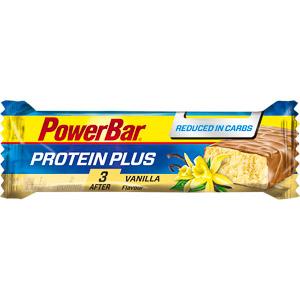 PowerBar ProteinPlus Low Carb tyčinka 35g Vanilka
