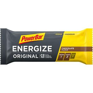 PowerBar Energize tyčinka 55g Čokoláda