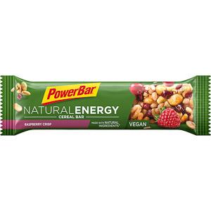 PowerBar Natural Energy Cereal tyčinka 40g Malina Chrumky