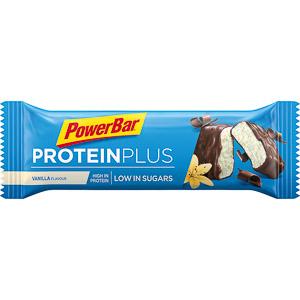 PowerBar ProteinPlus Low Sugar tyčinka 35g Vanilka