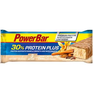 PowerBar ProteinPlus 30% Low Sugar 55g Vanilka Chai Latte