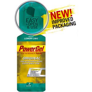 PowerBar PowerGel 41g Citrón-Limetka