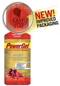PowerBar PowerGel 41g Bomba z červeného ovocia