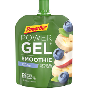 PowerBar Smoothie 90g, Banán-Čučoriedka