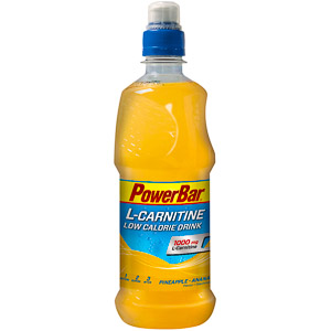 PowerBar L-Carnitine nápoj 500ml PET fľaša Ananás