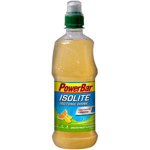PowerBar Isolite nápoj 500ml PET fľaša Grapefruit-Citrón