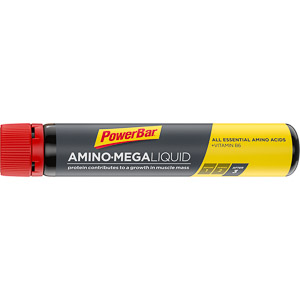 PowerBar Amino Mega Liquid Ampulka 25 ml neutral