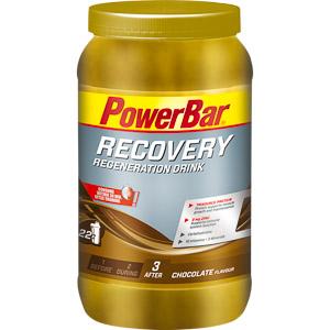 PowerBar Recovery Regeneračný nápoj 1200g Čokoláda