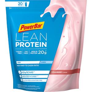 PowerBar LEAN Protein Jahoda 500 g