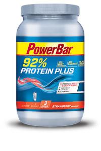 PowerBar ProteinPlus 92% Protein Dóza 600g Jahoda