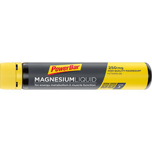 PowerBar Magnesium Liquid Ampulka 25ml Citrón