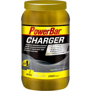 PowerBar TNS Charger 1200g citrón