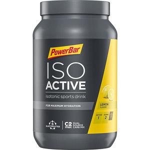 PowerBar IsoActive – izotonický športový nápoj 1320g Citrón