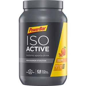 PowerBar IsoActive - izotonický športový nápoj 1320g Pomaranč