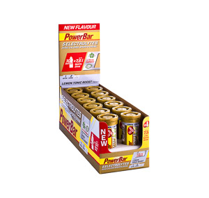 PowerBar 5 Elektrolytov 10 tabliet - Citrón/tonic
