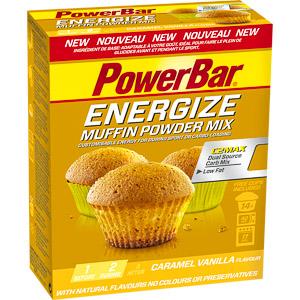 PowerBar Energize Muffin, karamel-vanilka