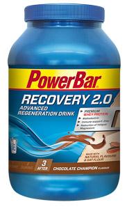 PowerBar Recovery 2.0 Regeneračný nápoj Čokoláda