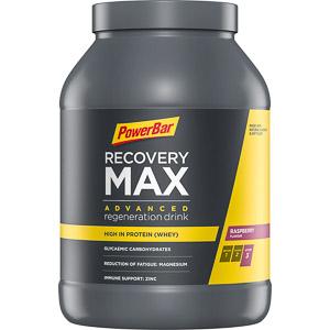 PowerBar Recovery MAX Regeneračný nápoj Malina