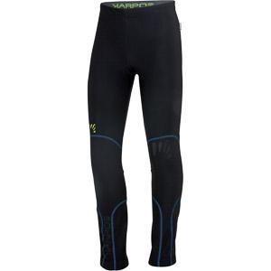 Karpos ALAGNA nohavice čierna/modrá