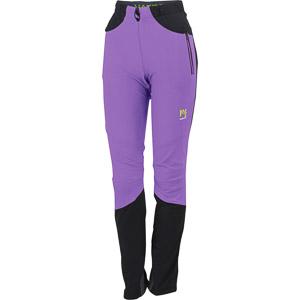 Karpos CEVEDALE dámske nohavice fialové/sivé