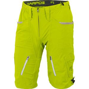 Karpos Casatsch Baggy MTB kraťasy zelené